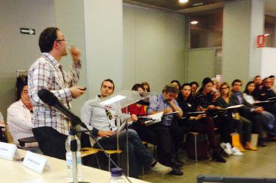 I Meeting de abogados extranjeristas en Zaragoza
