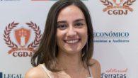 Lucía Aparicio ganadora de la Copa Masters de Debate Judicial