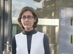 Àngels Valls, profesora del departamento de Dirección de Personas y Organización de ESADE Business & Law School