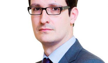 Vicente Rodrigo, socio de Basilea Abogados
