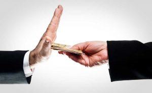 Corrupción en los negocios