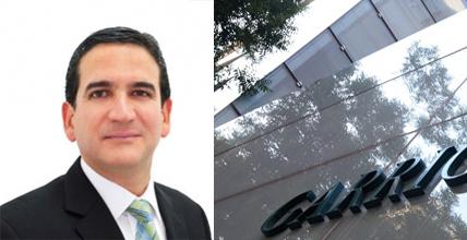 José Chiarella, socio del Departamento de Derecho Tributario de la oficina de Lima de Garrigues
