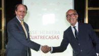 Jaime Herrera, socio de Posse Herrera Ruiz y Rafael Fontana, presidente de Cuatrecasas