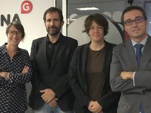 Derecho Abierto con Nûria Ribas, Jose María Fernández, Amanda Guglieri y Alberto Guilarranz de Chavarri Abogados