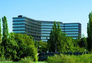 Sede central de EPO en Munich