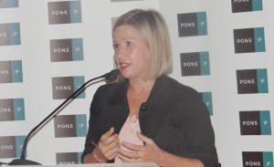 Nuria Marcos, directora general de PONS IP