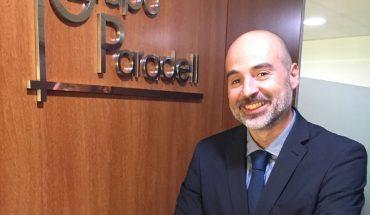 Albert Salvador, responsable del área de prevención de delitos y gestión del fraude de Grupo Paradell