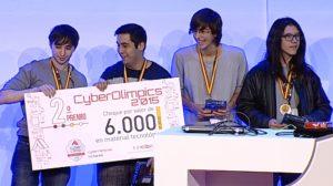 Ganadores de Cyberolympics 2015