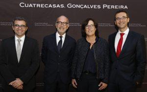 Alberto Palacios, Rafael Fontana, SIlvia Albertí, Germán Domínguez