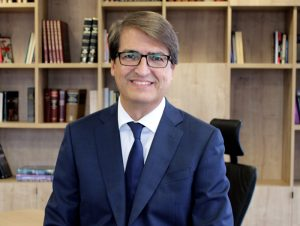 Alejandro Martínez Borrell, presidente de Grant Thornton en España