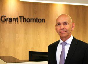 Manuel Caro, socio para el área del sector financiero de Grant Thornton