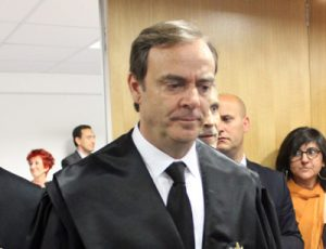 José Ramón Navarro Miranda, Presidente de la Audiencia Nacional