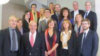 Recepción de abogados del Colegio de Abogados de Barcelona con el Colegio de Abogados de Lyon.