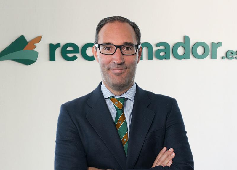 Ramiro Salamanca, director legal (CLO) de reclamador.es
