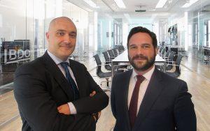 Alberto Prieto y José Manuel Sánchez