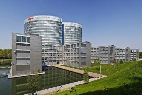 sede central de E-on