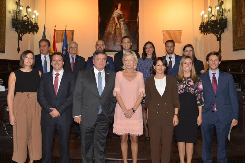 Diez nuevos notarios toman posesi n en la comunidad valenciana lawyerpress news - Colegio de notarios de barcelona ...