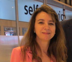 María de los Reyes Rueda Serrano y secretaria de la Asociación de Abogados Urbanistas