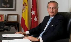 Antonio Álvarez-Buylla, antiguo decano de los procuradores de Madrid