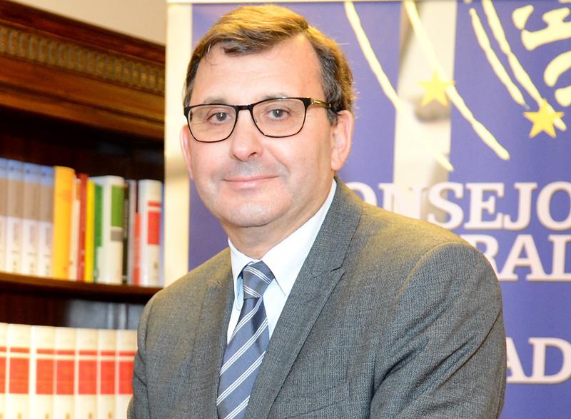 José Ángel Martínez Sanchiz, presidente del Consejo General del Notariado