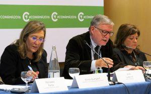 Sonia Gumpert, Jordi Ludevid, Pilar Avizanda