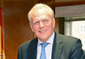 Manuel García Collantes, presidente del Consejo de los Notariados de la Unión Europea