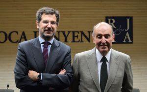 Joan Roca y Miquel Roca