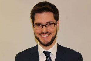 Víctor Jiménez, abogado del Departamento de Compliance Penal de Bufete Escura