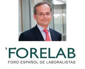 Rafael Giménez-Arnau, presidente de Forelab