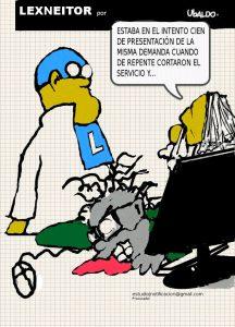 Lexneitor por Ubaldo