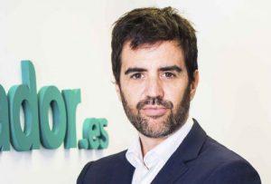 Pablo Rabanal, CEO y fundador de reclamador.es