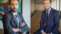 Jon Aurrecoechea y Manuel Martínez, counsel del área de Litigación y Arbitraje de Hogan Lovells y abogado asociado del área de Litigación y Arbitraje de Hogan Lovells
