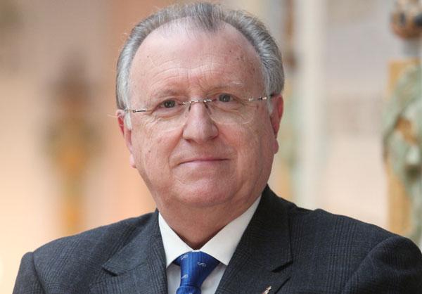José Blas Fernández Sánchez, Presidente del Consejo Andaluz de Colegios Oficiales de Graduados Sociales