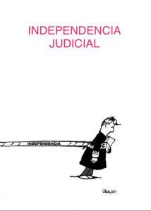 Ubaldo – Independencia judicial