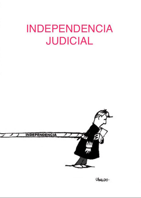 Ubaldo-indep-judicial