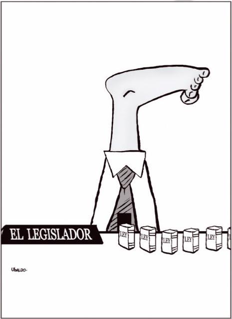 Ubaldo-Legislador