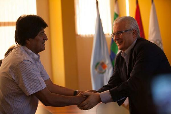 Garzon-con-Evo-Morales