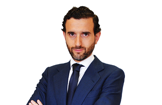 Antonio Baena, responsable de la oficina de Nueva York de Cuatrecasas