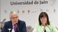 Baltasar Garzón y Cristina Narbona