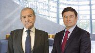 Enrique Friend, nuevo director del área Marítima-Portuaria de BDO (izquierda), y Sergio Esteve, responsable de consultoría de negocio de BDO (derecha).