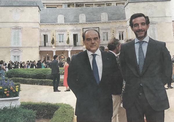 Jorge Pintó Sala, Presidente de ISDE y Juan José Sánchez Puig, Director de ISDE