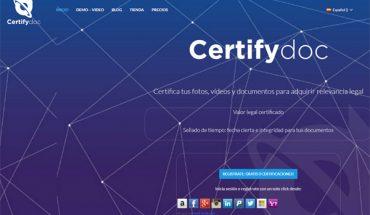 Certifydoc