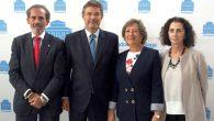 Francisco Javier Lara Peláez, Rafael Catalá Polo, Pilar González de Frutos y Asunción Blasco Laffón