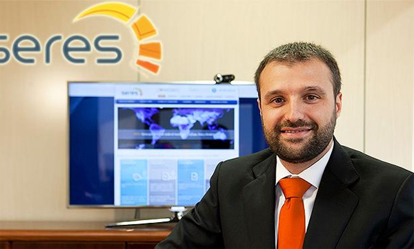Alberto Redondo, director de marketing de SERES