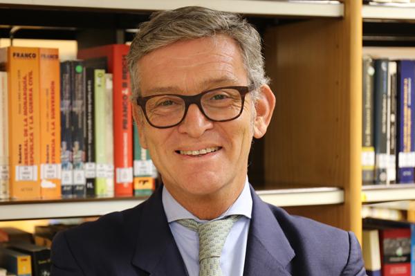 Carlos Pérez del Valle, decano de la Facultad de Derecho de la Universidad CEU San Pablo