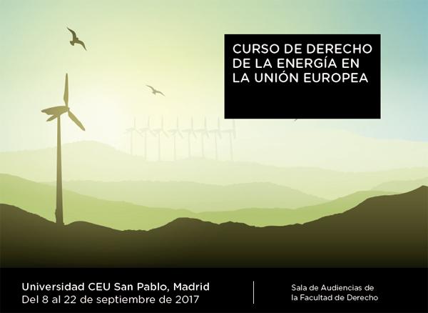 Derecho de la Energía en la Unión Europea