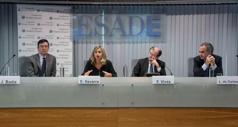 Foro ESADE: ¿Cómo va a ser la abogacía del futuro?
