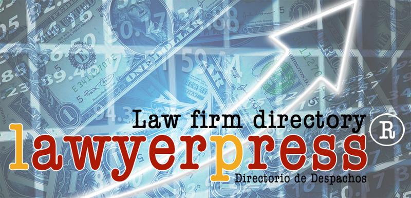 Directorio de despachos de abogados de Lawyerpress