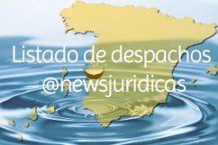 Listado de despachos que siguen a @newsjuridicas
