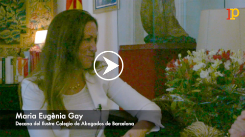 Aqui la entrevista completa con Maria Eugènia Gay en Lawyerpress TV
